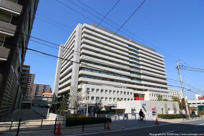 大阪赤十字病院