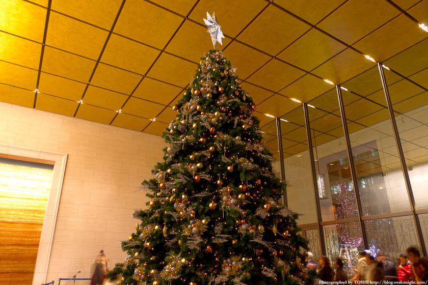 本町ガーデンシティのクリスマスツリー