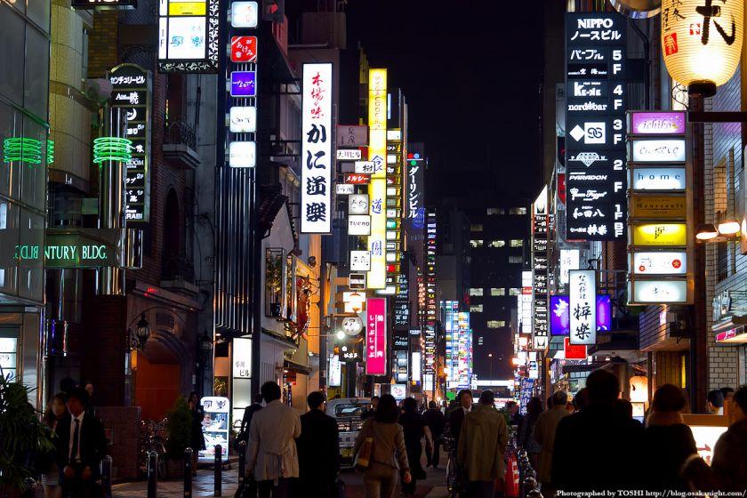 大阪・北新地の夜景 04