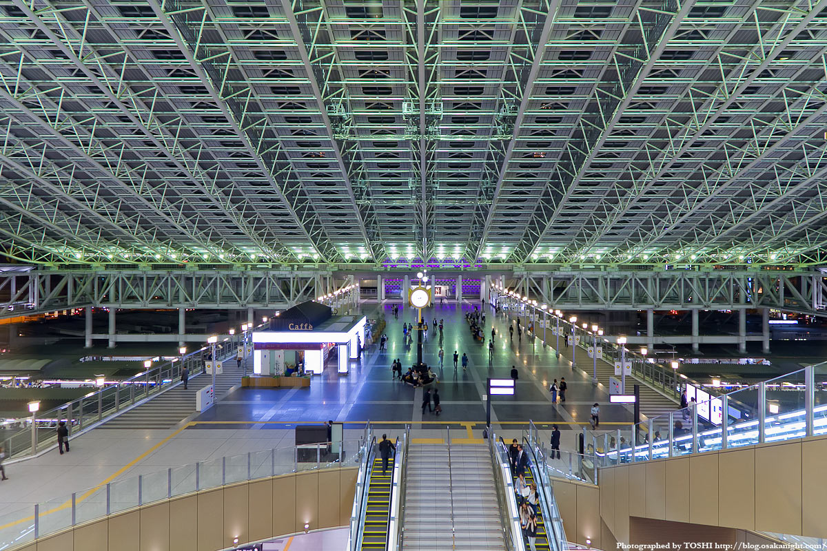 JR大阪駅 大阪ステーションシテ...