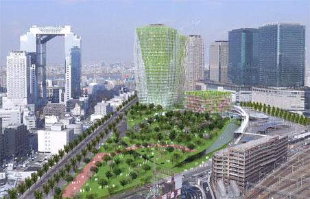 うめきた2期地区 優秀提案 06 •阪急電鉄