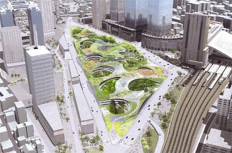 うめきた2期地区 優秀提案 09 昭和設計