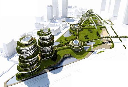 うめきた2期地区 優秀提案 10 •大和ハウス工業