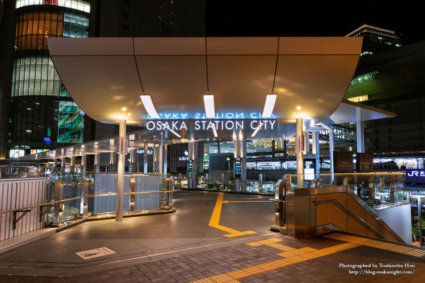 大阪ステーションシティ スカイウォーク 2018年6月 01