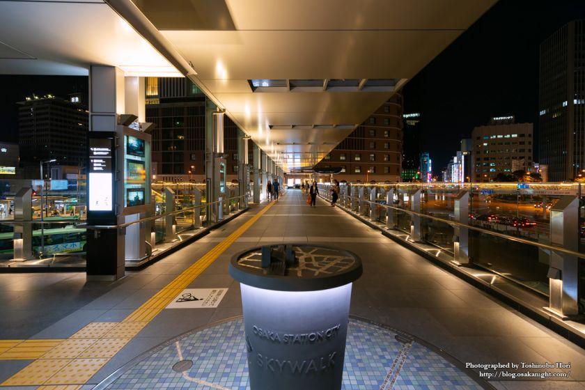 大阪ステーションシティ スカイウォーク 2018年6月 02