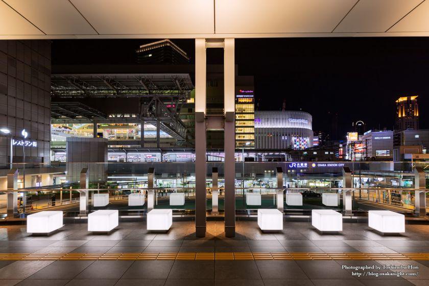 大阪ステーションシティ スカイウォーク 2018年6月 03