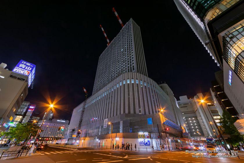 ヨドバシ梅田タワー 夜景 2019年6月
