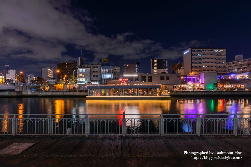 タグボート大正 夜景 2020年1月 01