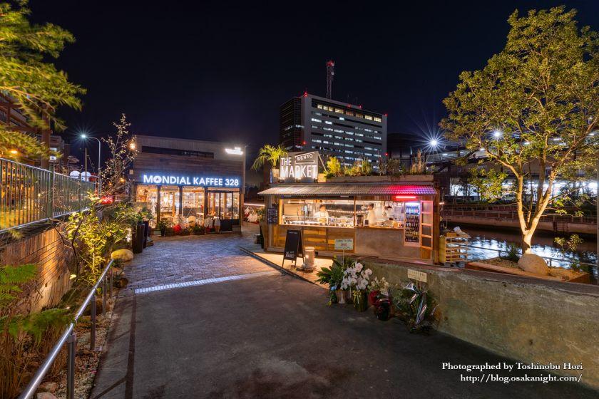 タグボート大正 夜景 2020年1月 05