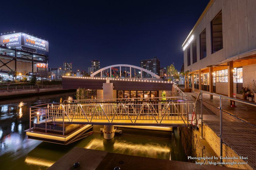 タグボート大正 夜景 2020年1月 06