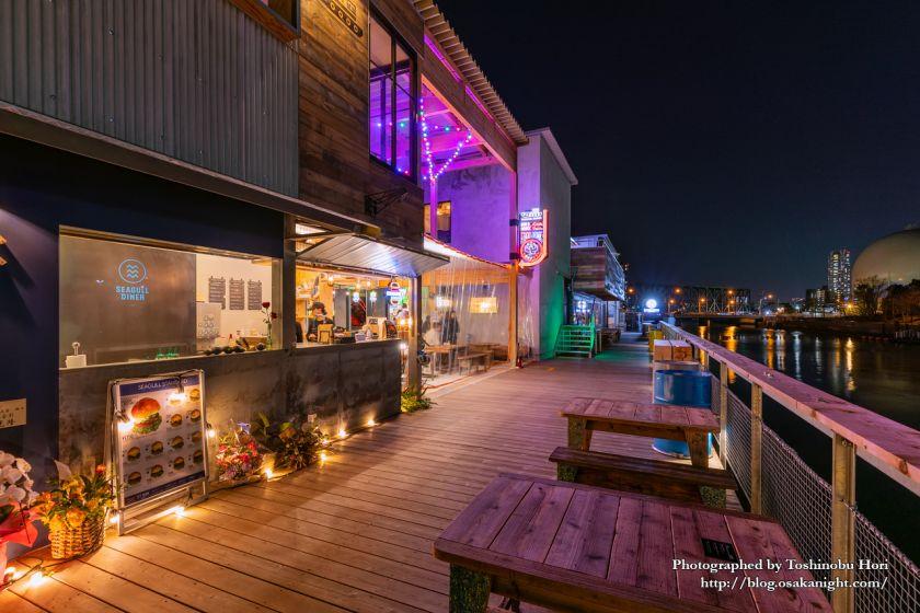 タグボート大正 夜景 2020年1月 07