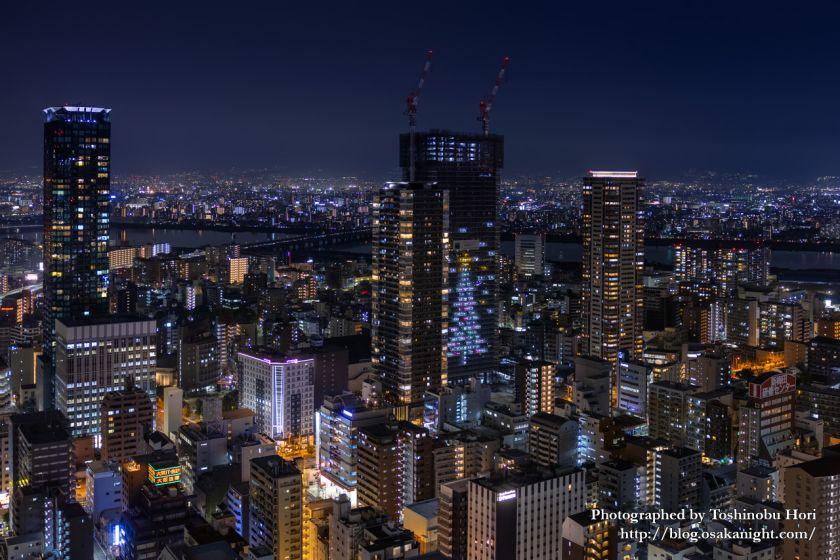 グランドメゾン新梅田タワー THE CLUB RESIDENCE クリスマスツリー 2020年12月